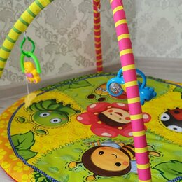 Развивающие коврики - Детский развивающий коврик , 0