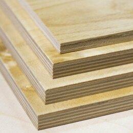Древесно-плитные материалы - Фанера 6*1525*1525, 0