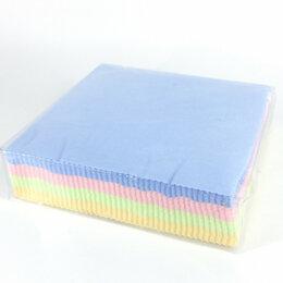 Тряпки, щетки, губки - Набор салфеток (безворсовые) 130мм x 130мм, 150шт., 0