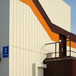 Фасадные панели - Панель с зазором 239 х 2500, 0