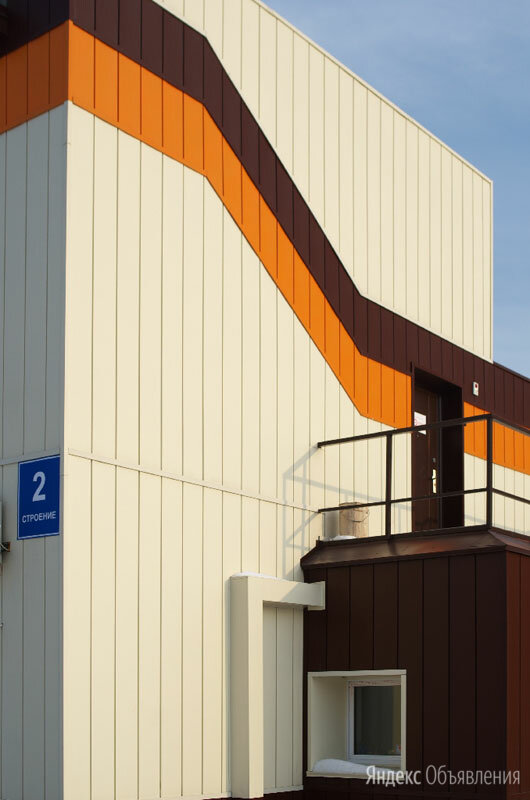 Панель с зазором 239 х 2500 по цене 1270₽ - Фасадные панели, фото 0