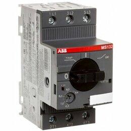 Защитная автоматика - Автомат Защиты Двигателей ABB MS132-10, 0