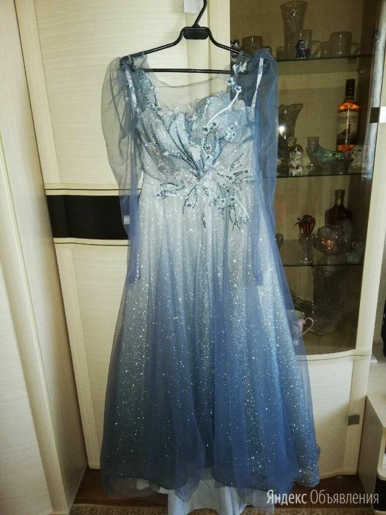 Вечернее платье в пол + туфли по цене 14500₽ - Платья, фото 0