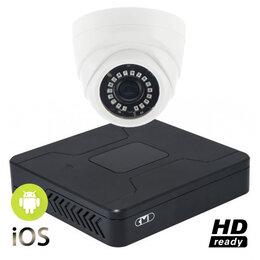 Видеорегистраторы - Видеорегистратор MATRIX M-4AHD2.0MP, 0