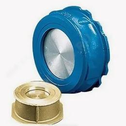Элементы систем отопления - Клапан обратный NVD802 Ду-125 (065B7526), 0