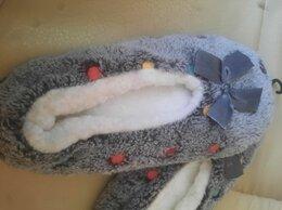 Домашняя обувь - Тапки мех 36р, 0