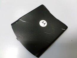 Корпусные детали - Задняя крышка motorola razr v3 v3i царапанная, 0