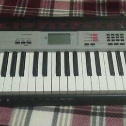 Клавишные инструменты - Синтезатор CASIO CTK 1500, 0
