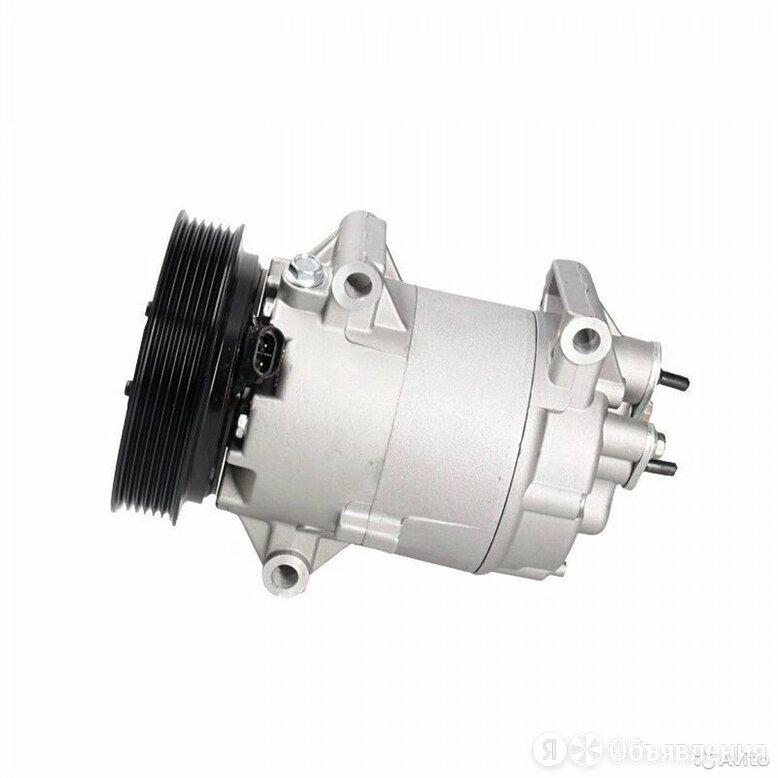 Компрессор кондиционера на Рено Логан фаза 2 MSG по цене 19000₽ - Двигатель и топливная система , фото 0