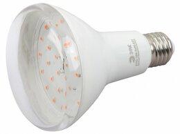 Аксессуары и средства для ухода за растениями - FITO-15W-Ra90-E27 (20/640) Фито лампа ЭРА Б0039173, 0
