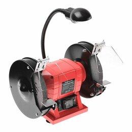 Станки и приспособления для заточки - Точильный станок Deutech 200 Вт круг 150 мм, 0