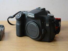 Фотоаппараты - Новый Canon 50D (пробег 9500 кадров), 0
