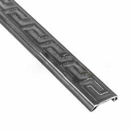 Лестницы и элементы лестниц - Поручень полый 12x47x3000 (2мм), 0