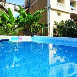 Путешествия - Гостевой дом в Лоо с бассейном и детской площадкой у моря , 0