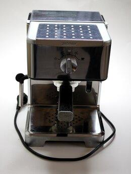 Кофеварки и кофемашины - Кофеварка рожковая zelmer cm2005m, 0