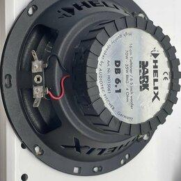 Акустические системы - Автомобильная акустика Helix DB 6.1 , 0