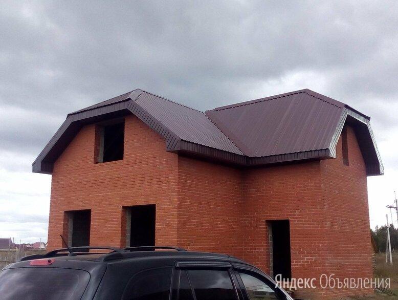 Кровельные и фасадные работы - Архитектура, строительство и ремонт, фото 0