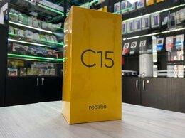 Мобильные телефоны - Realme C15, 0