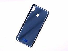 Корпусные детали - Задняя крышка SAMSUNG Galaxy A20 (A205F) Black, 0