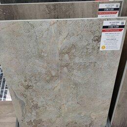 Ламинат - Каменный ламинат Stone Floor Травертин Бежевый, 0