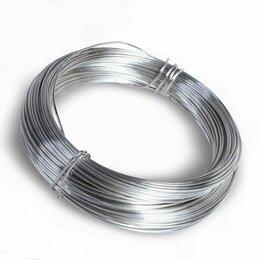 Электроды, проволока, прутки - Проволока вязальная 0,9 мм т/о  1/60кг, 0