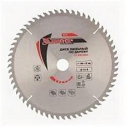 Для шлифовальных машин - Диск пильный п/дер 300х32мм,30/32, 60 зубьевMATRIX, 0