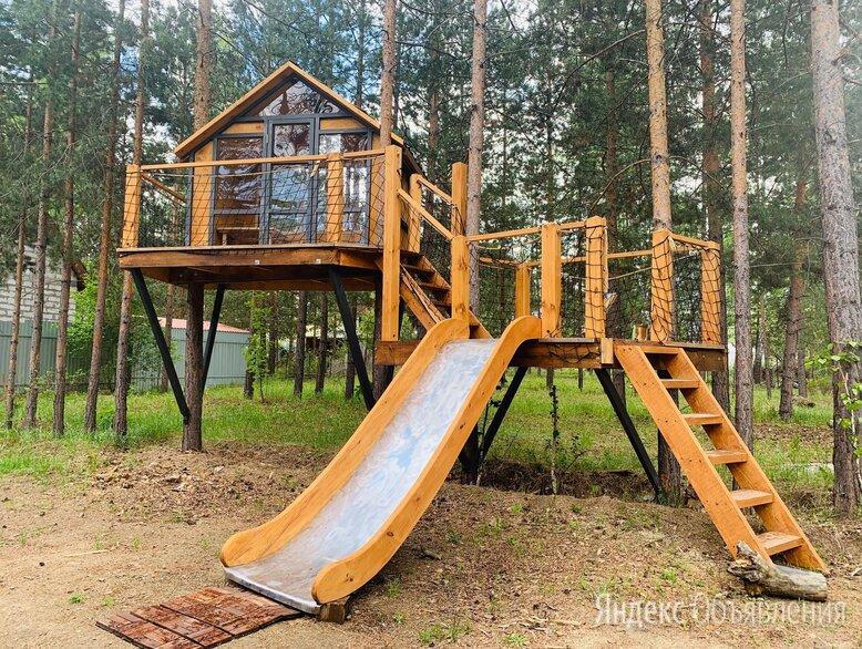 Домик на дереве - Архитектура, строительство и ремонт, фото 0