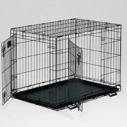 Клетки, вольеры, будки  - Клетка для кошек и собак, 0