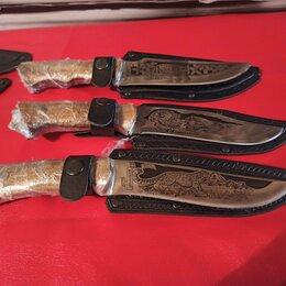 Ножи кухонные - Кизлярский нож в чехле, 0