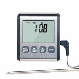 Метеостанции, термометры, барометры - Кухонный электронный цифровой термометр для…, 0