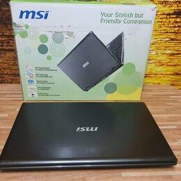 Ноутбуки - Игровой ноутбук MSI, 0
