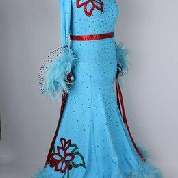 Спортивные костюмы и форма - Платье для бальных танцев. Стандарт Юниоры-2, Молодежь , 0