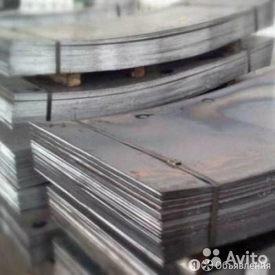 Лист холоднокатаный по цене 1390₽ - Металлопрокат, фото 0