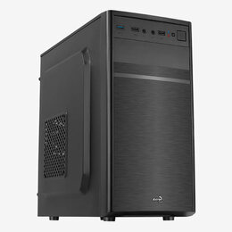 Настольные компьютеры - Системный блок офисный TOP LITE 130521 (Pentium G6400/8GB/240GB/DOS), 0