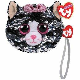 Кошельки - Кошелек детский мягконабивной Кошка Kiki, 0