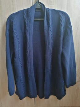 Блузки и кофточки - Тёплая кофта без застёжек. Размер: S (42-44), 0