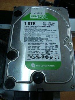 Внутренние жесткие диски - Жёсткий диск 1000 Gb SATA для компьютера, 0