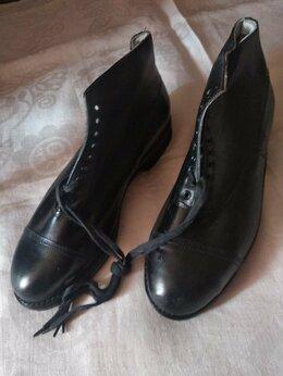 Ботинки - Ботинки армейские новые 43 размер , 0