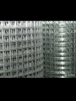 Сетки и решетки - Сетка сварная оцинкованная Ячейка 25 мм из проволо, 0
