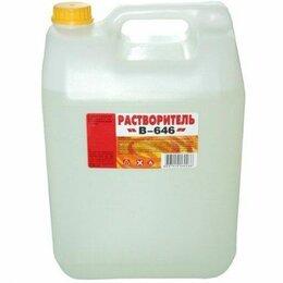 Растворители - Растворитель 646 10 лит., 0