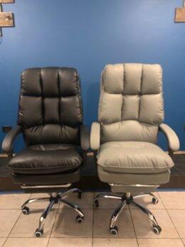 Компьютерные кресла - Компьютерное бос кресло новое , 0