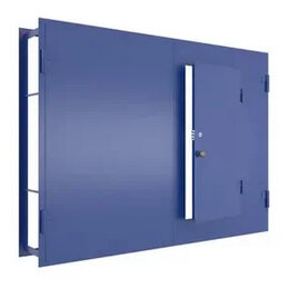 Заборы, ворота и элементы - Ворота для гаража, 0