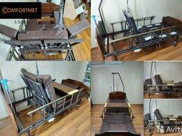 Оборудование и мебель для медучреждений - Кровать медицинская для лежачих больных, 0