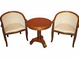 Кресла - Чайное кресло Мао 2 шт. и столик. Комплект…, 0