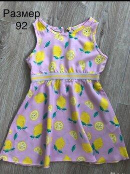 Платья и сарафаны - Платье 92 р, 0