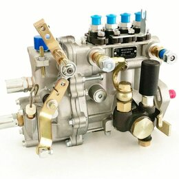Двигатель и комплектующие - Топливный насос ВД Xinchai A490BPG / C490BPG / B490BPG 4QT72ZH-1 BH4Q80R9, 0