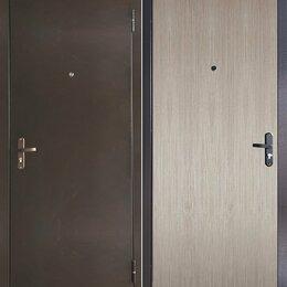 Входные двери - Дверь металлическая Эконом-2, 0