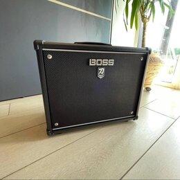 Гитарное усиление - Комбоусилитель boss katana 50 mk2, 0