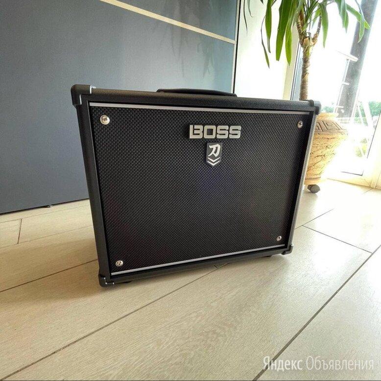Комбоусилитель boss katana 50 mk2 по цене 23900₽ - Гитарное усиление, фото 0