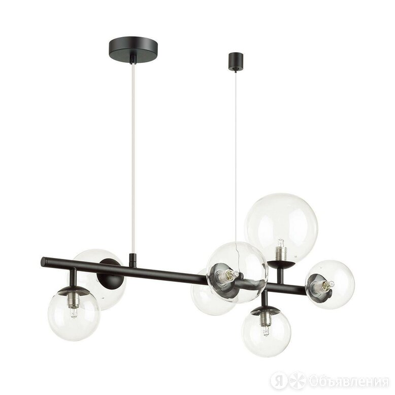 Подвесная люстра Odeon Light Tovi 4818/7 по цене 12910₽ - Люстры и потолочные светильники, фото 0
